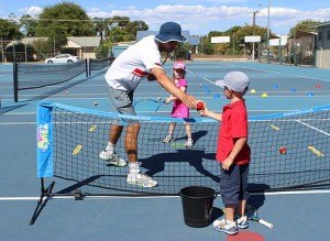 kindy tennis